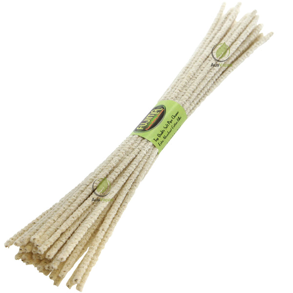 Fujima Hard Bristle Pipe Cleaners - 30 pack