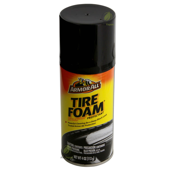 4oz ArmorAll Tire Foam Security Container