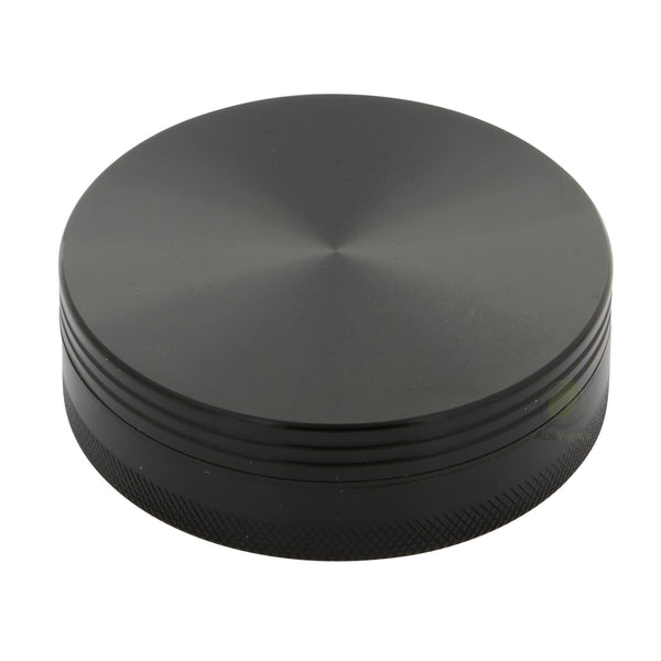 Black Aluminium Grinder 76mm - 2 pc.