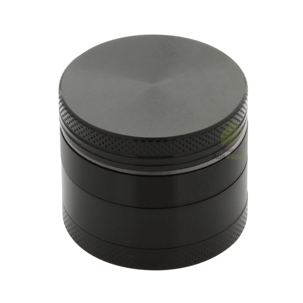 Black Aluminium Grinder 40mm - 4 pc.