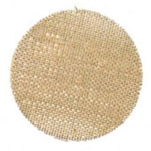 Brass Screens 25mm - 5 Pack