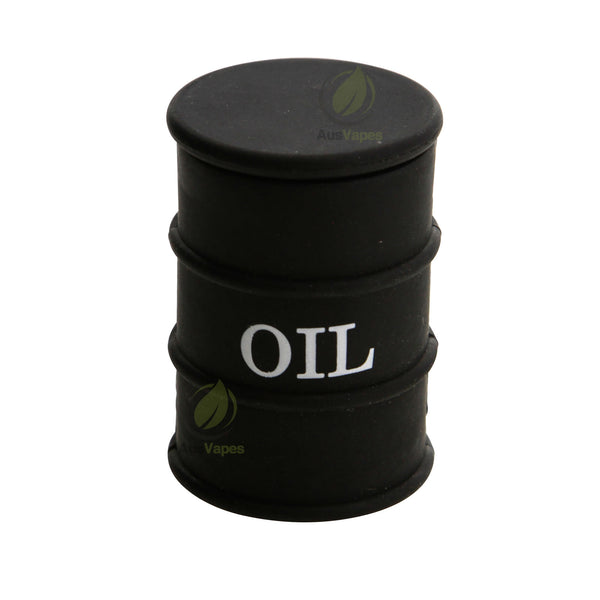 Silicone Oil Barrel - Assorted Colours