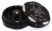 New Vape 76mm 2pc - Coarse  Herb Grinder