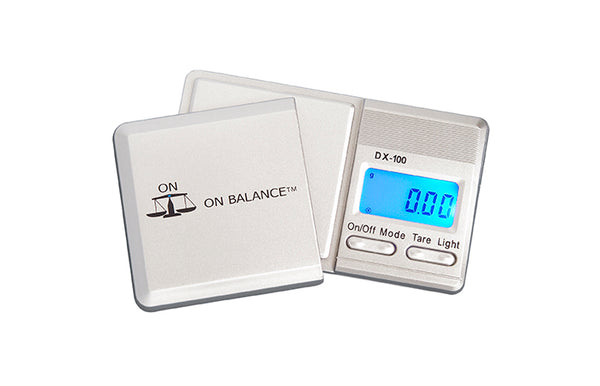 On Balance DX-100 Scale 100g x 0.01g