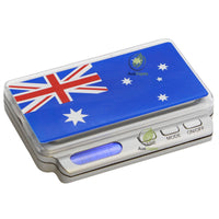 On Balance Truweigh Aussie Flag Scale 100g x 0.01g