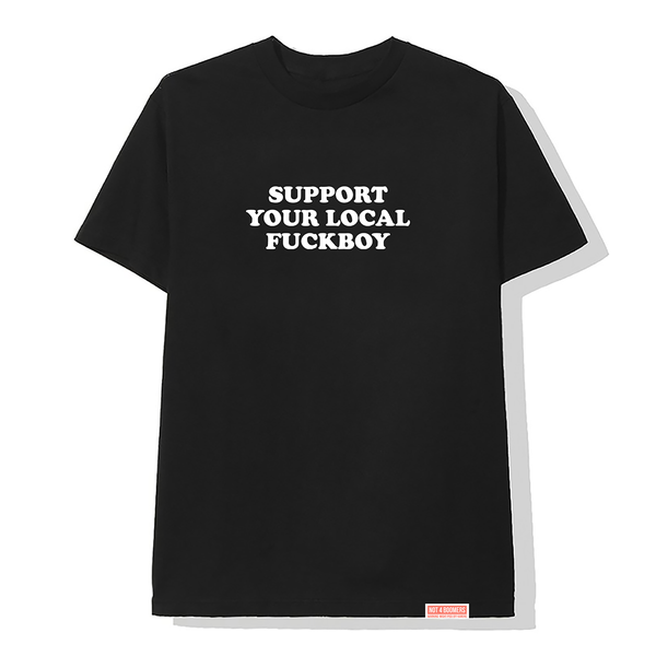 Local Boy T-Shirt / Black