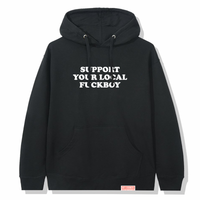 Local Boy Hoodie / Black