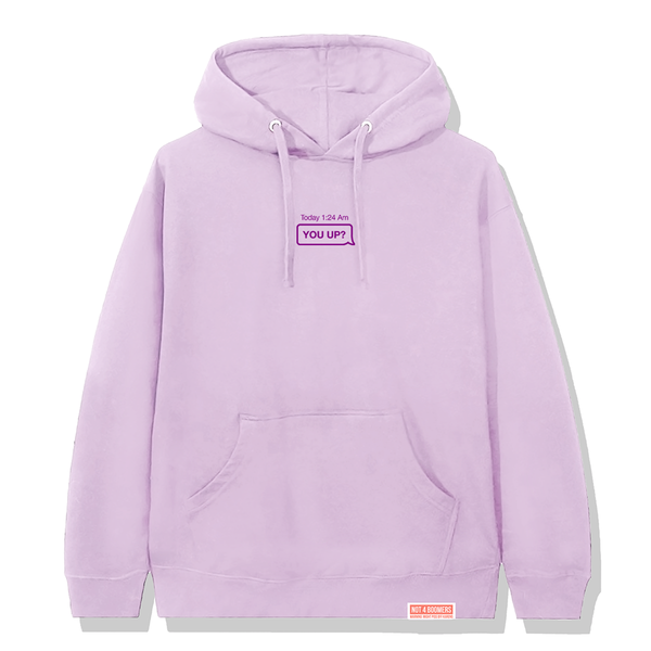 You Up? Hoodie / Purple