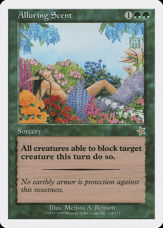 Alluring Scent [Starter 1999] | Card N All Gaming