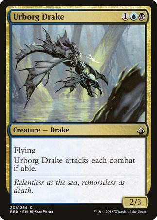 Urborg Drake [Battlebond] | Card N All Gaming