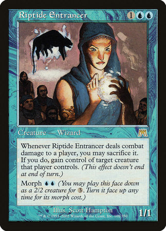 Riptide Entrancer [Onslaught] | Card N All Gaming