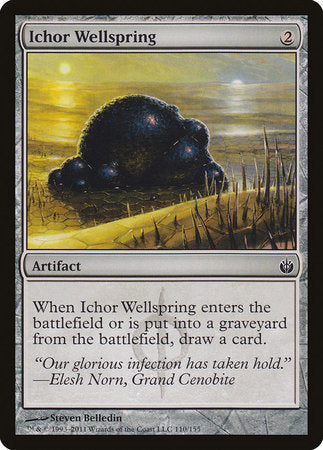 Ichor Wellspring [Mirrodin Besieged] | Card N All Gaming