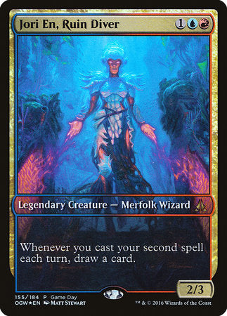 Jori En, Ruin Diver [Oath of the Gatewatch Promos] | Card N All Gaming