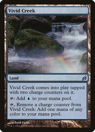 Vivid Creek [Lorwyn] | Card N All Gaming