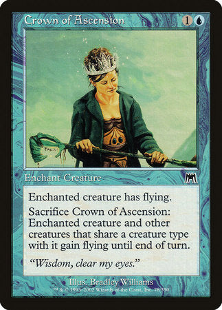 Crown of Ascension [Onslaught] | Card N All Gaming