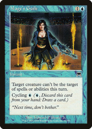Mage's Guile [Onslaught] | Card N All Gaming