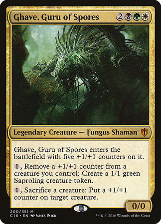 Ghave, Guru of Spores [Commander 2016] | Card N All Gaming