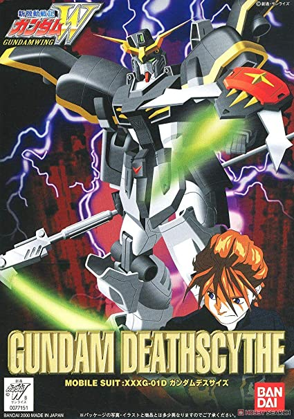 Deathscythe W-Series Gundam | Card N All Gaming