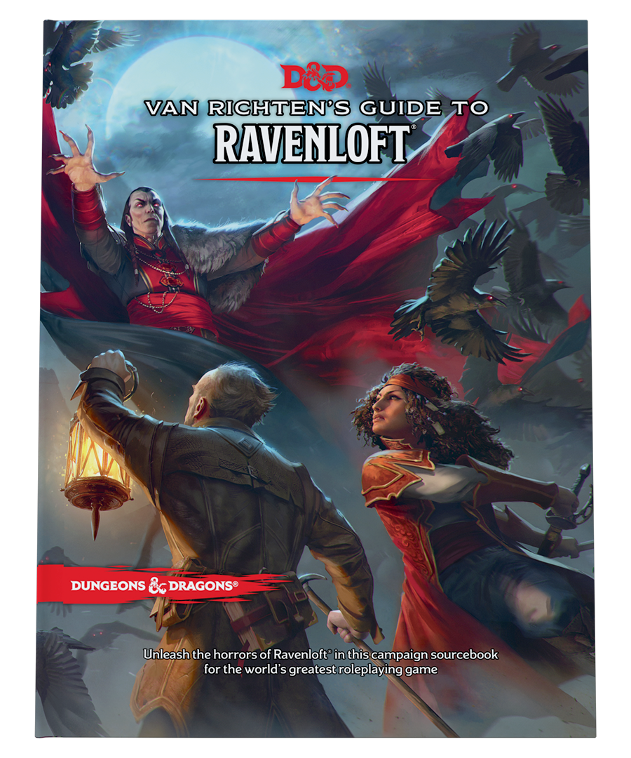 Van Richten's Guide to Ravenloft | Card N All Gaming