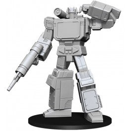 Transformers Deep Cuts Unpainted Miniatures Soundwave | Card N All Gaming