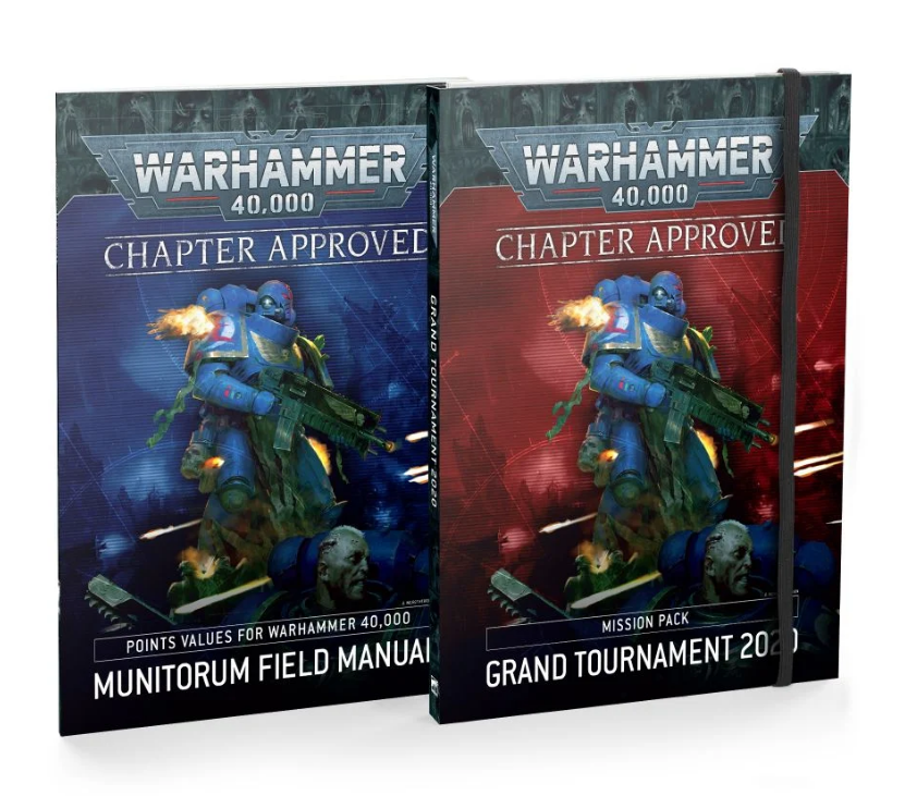 Chapter Approved: Grand Tournament 2020 Mission Pack & Munitorum Field Manual | Card N All Gaming