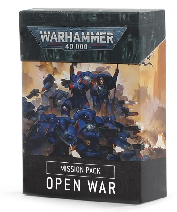 9th Edition Open War Mission Pack Cards | Card N All Gaming