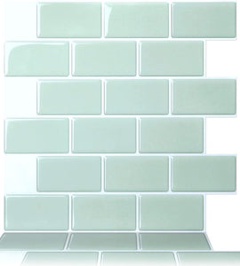 Arctic Blue Tiles