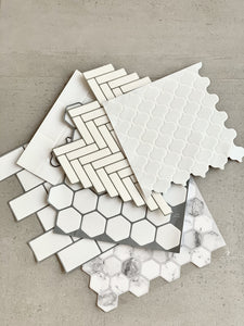 Samples - 3D Peel & Stick Tiles