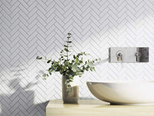 Load image into Gallery viewer, 3D Peel and Stick Tiles Dubai UAE Kitchen Bathroom Wrapping Wraps The Tile Society