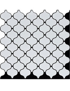 Classic Lantern Tiles 3D Peel and Stick Tiles