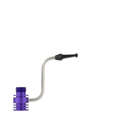 Stubby Bent - Purple