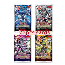 Load image into Gallery viewer, 216pcs/set Yu Gi Oh Game Cards Anime Style Collection Card with Box Kids Boys Toys Cartoon Playing Cards Christmas Gifts Cartas