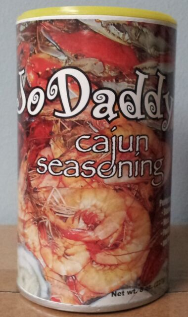 Jo Daddy's Seasoning