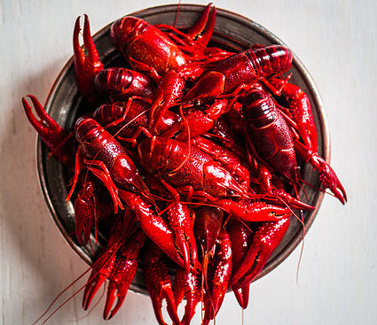 Whole Boil Crawfish