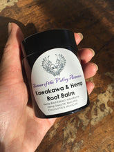 Load image into Gallery viewer, Kawakawa & Hemp Root Balm 100mls