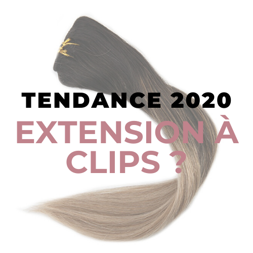 Extensions à clips. Une alternative aux perruques ?