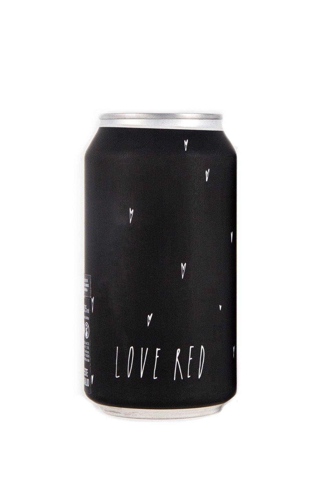 Love Red Cans 2019 - Salvaje Vinos