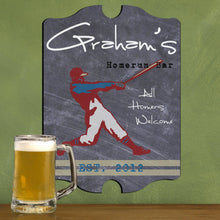 Load image into Gallery viewer, Personalized Vintage Tavern Pub Man Cave Billiards Room Sign - Everything Man Shop