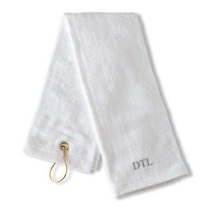 Personalized Golf Towel | Gifts For Him - Everything Man Shop