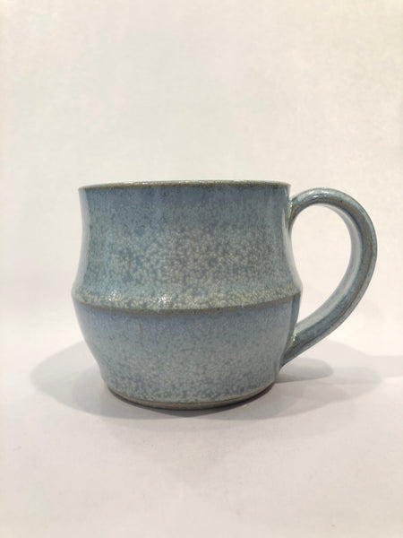 Angular Mug, light blue Firefly, 3