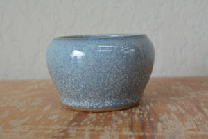 Mini planter, light blue Firefly