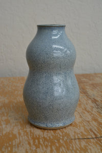 Medium Lady Vase, light blue Firefly