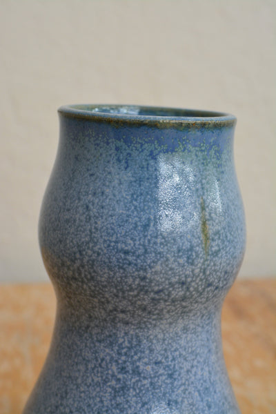 Medium Lady Vase, dark blue Firefly