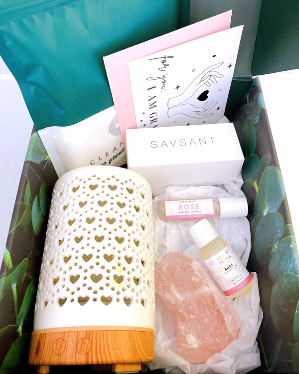 Mother's Day Gift Pack - Rose