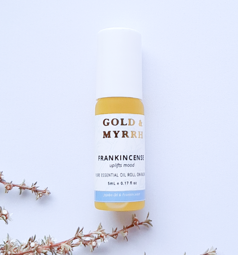 Frankincense Roll-On Blend 5mL