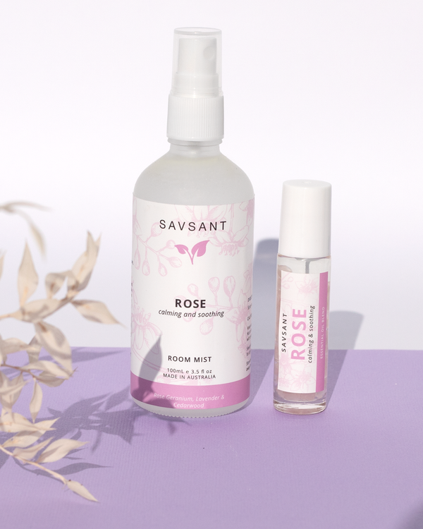 Rose Calming Essence Duo