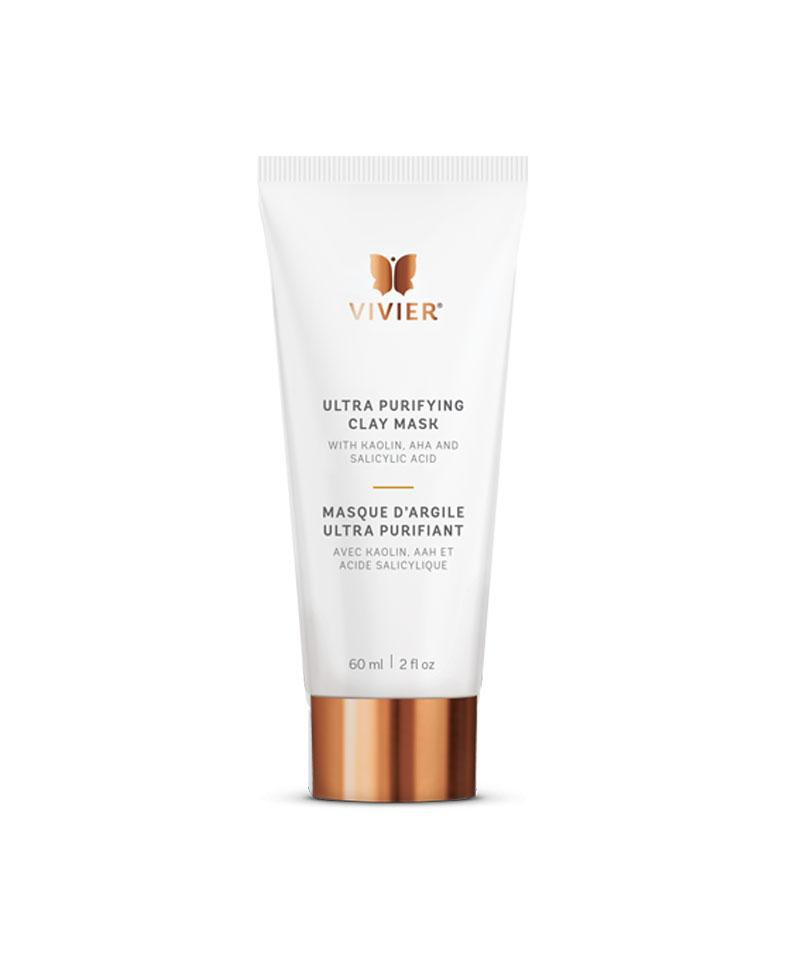 Vivier Skin - Ultra Purifying Clay Mask