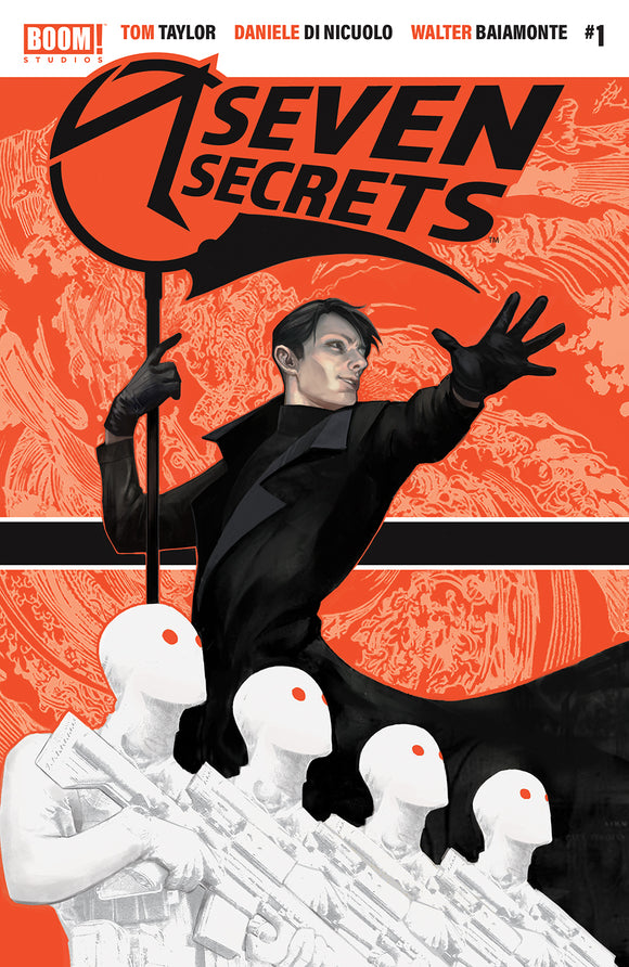 Seven Secrets #1 Launch Announcement