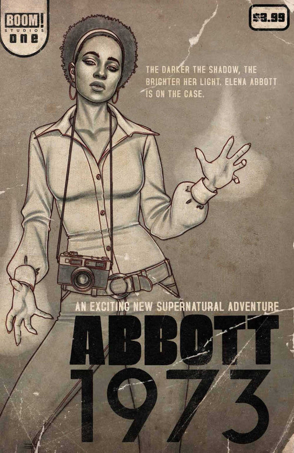 Abbott 1973 #1 Exclusive Jenny Frison