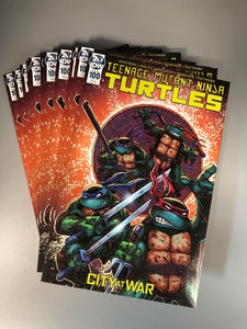Teenage Mutant Ninja Turtles #100 1:50